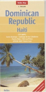 Picture of Nelles Map - Dominican Republic / Haiti