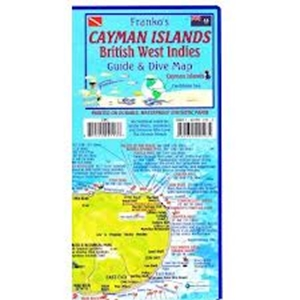 Picture of Franko's Map of The Cayman Islands