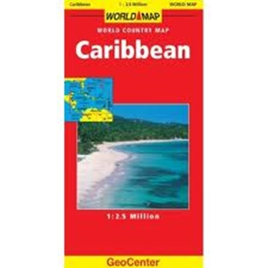 Picture of Caribbean Travel Map