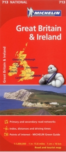 Picture of Michelin Great Britain & Ireland (713)