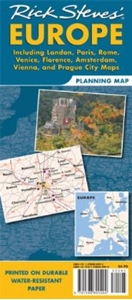 Picture of Rick Steves Europe Planning Map