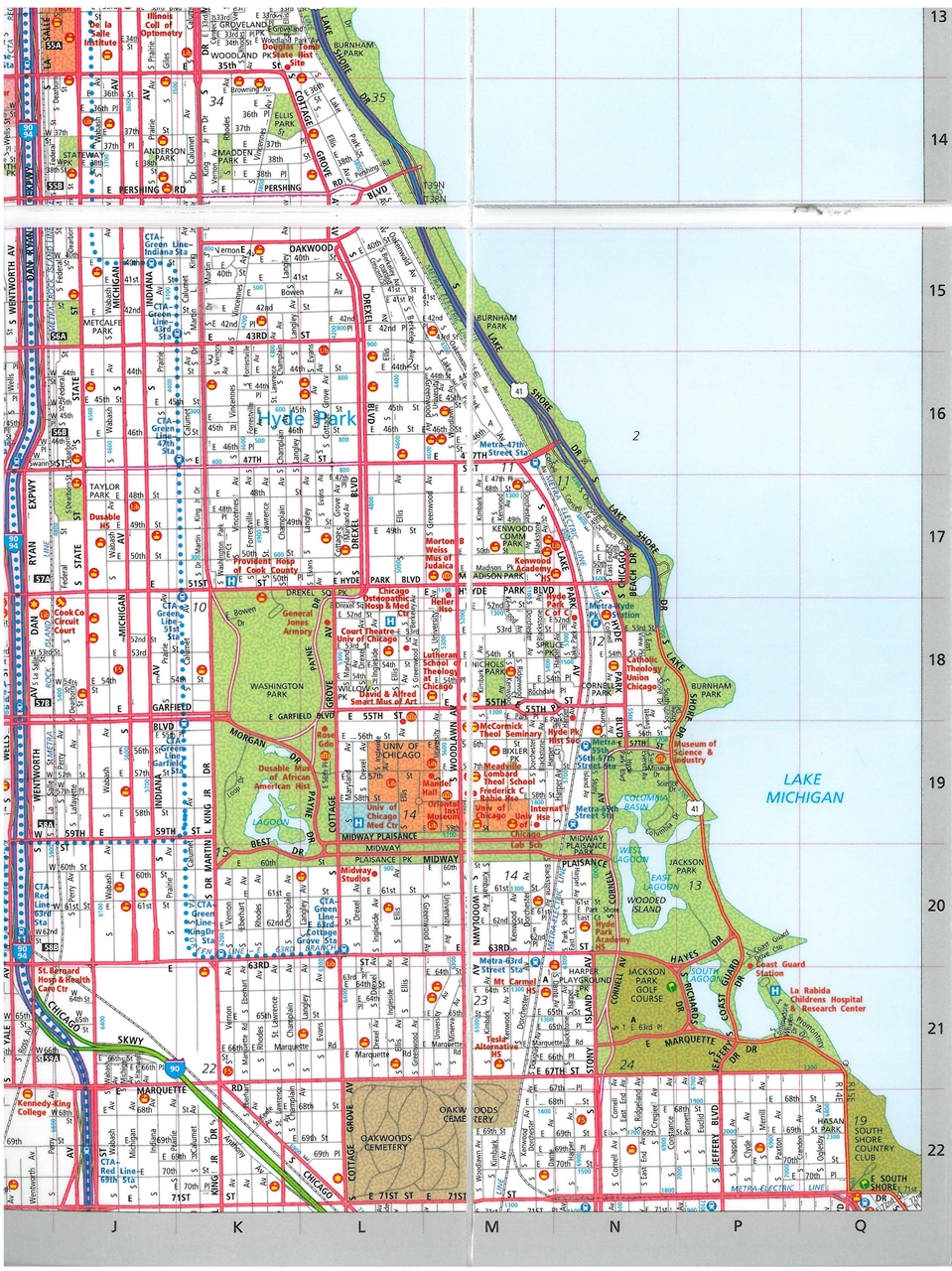 21 perfect Chicago Street Map bnhspinecom