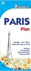 Picture of Michelin Paris Plan (54)