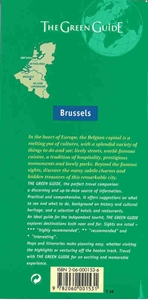 Picture of Michelin - Brussels Green Guide