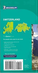 Picture of Michelin - Switzerland - The Green Guide