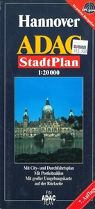 Picture of ADAC Hannover StadtPlan