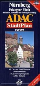 Picture of ADAC Nurnberg Stadtplan