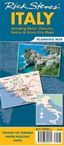Picture of Rick Steves' Italy Planning Map