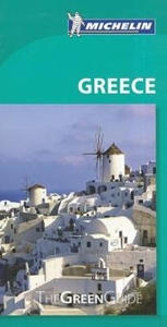 Picture of Michelin - Greece The Green Guide