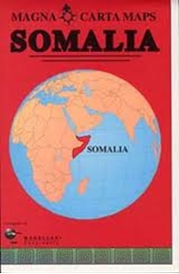 Picture of Magna Carta Maps - Somalia