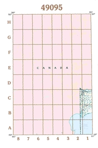 Picture of 49095 - Minnesota Topographic Maps