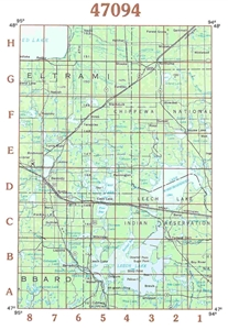 Picture of 47094 - Minnesota Topographic Maps