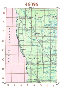 Picture of 46096 - Minnesota Topographic Maps