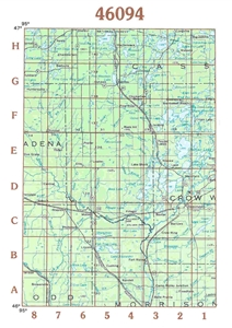 Picture of 46094 - Minnesota Topographic Maps