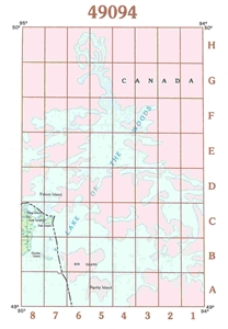 Picture of 49094 - Minnesota Topographic Maps