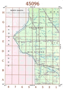 Picture of 45096 - Minnesota Topographic Maps