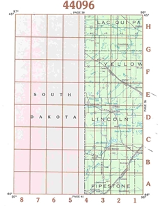 Picture of 44096 - Minnesota Topographic Maps