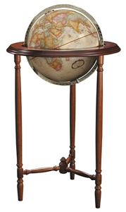 "Picture of Saratoga 12"" World Globe"