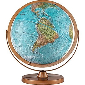 "Picture of Atlantis (Physical) 12"" World Globe"