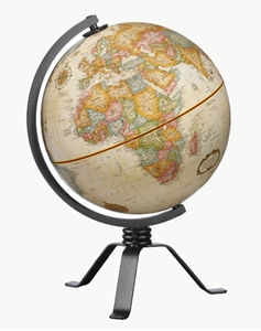 "Picture of MacKie 9"" World Globe"