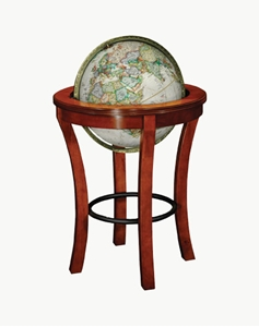 "Picture of Garrison 16"" National Geographic World Globe"