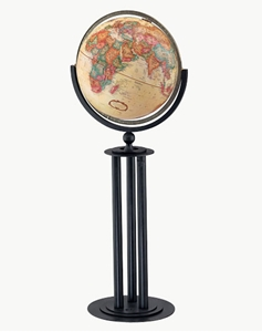 "Picture of Forum 16"" World Globe"
