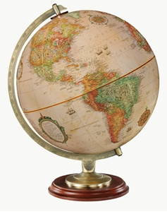 "Picture of Kingston 12"" World Globe"