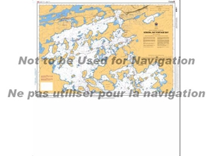 Picture of Lake of the Woods - Rat Portage Bay Nautical Chart (#6218)