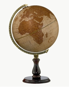 "Picture of Leather Expedition 12"" World Globe"