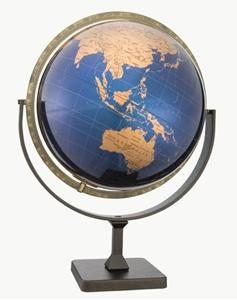 "Picture of Tallinn 12"" World Globe"