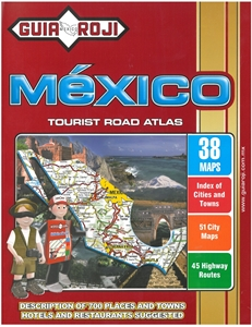 Picture for category Mexico Road Atlas