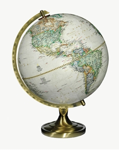 "Picture of Grosvenor 12"" National Geographic World Globe"