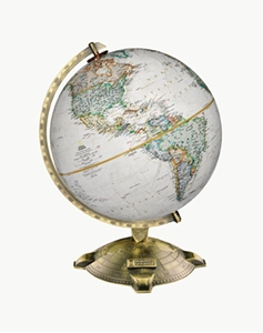 "Picture of Allanson 12"" National Geographic World Globe"