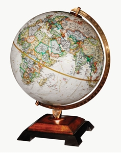 "Picture of Bingham 12"" National Geographic World Globe"