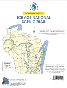 Picture of Ice Age Trail Atlas - 2014
