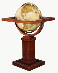"Picture of Wright 16"" World Globe"