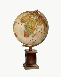 "Picture of Glencoe 12"" World Globe"