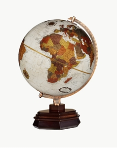 "Picture of Usonian 12"" World Globe"