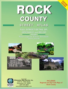 Picture of Rock County Street Atlas