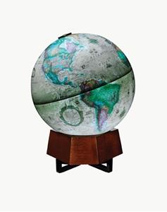 """Picture of Beth Sholom Illuminated 12"""" World Globe"""