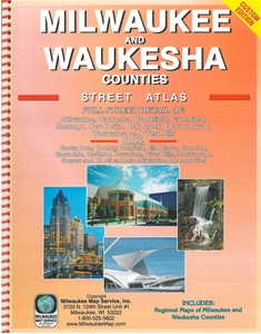 Picture for category WI MAPS, ATLASES & GUIDES