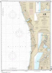 Picture of 14906 - South Haven To Stony Lake Nautical Chart