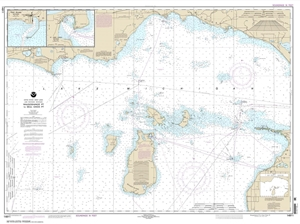 Picture of 14911 - Waugoshance Point To Seul Choix Point Nautical Chart