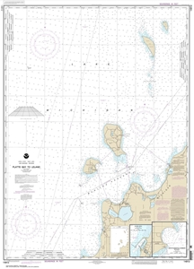 Picture of 14912 - Platte Bay To Leland Nautical Chart