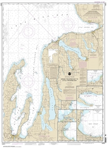 Picture of 14913 - Grand Traverse Bay To Little Traverse Bay Nautical Chart