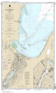 Picture of 14918 - Head of Green Bay Nautical Chart