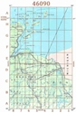 Picture of 46090 - Wisconsin Topographic Maps