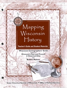 Picture of Mapping Wisconsin History - Teacher's Guide and Student Materials