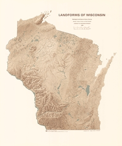 Picture of Wisconsin Landforms