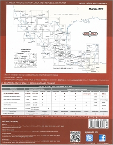 Picture of Mexico Road Atlas
